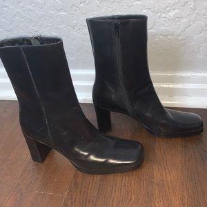 VIA SPIGA Black boots